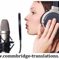Photo #2: CommBridge Translations