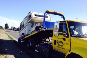Photo #1: Cortez Towing