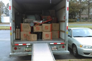 Photo #1: Lynnhaven Moving Co.