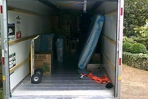 Photo #2: Tuxedo Moving LLC