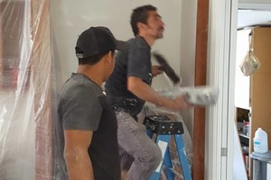 Photo #2: Oscar plumbing and painting