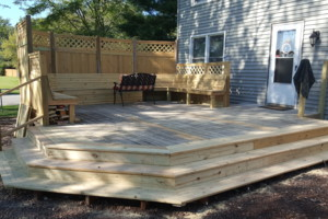 Photo #4: CMK CARPENTRY