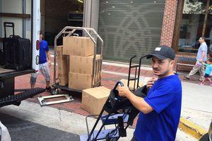 Photo #2: Skyride Moving & Storage Inc