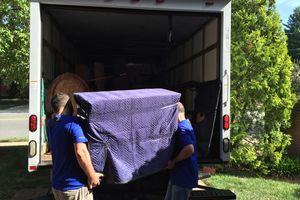 Photo #3: Skyride Moving & Storage Inc
