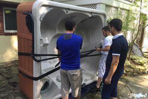 Photo #5: Skyride Moving & Storage Inc