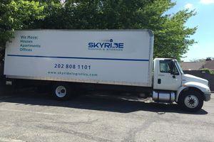 Photo #6: Skyride Moving & Storage Inc
