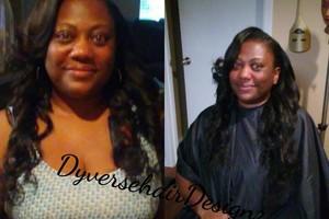 Photo #4: Dyverse Hair Designz