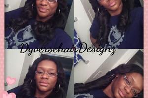 Photo #5: Dyverse Hair Designz