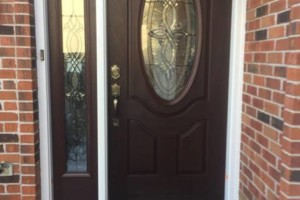 Photo #2: Adams' Doors & Contracting, LLC