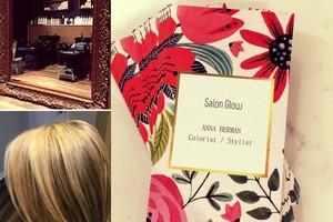 Photo #2: Anna Berman Salon