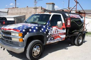 Photo #2: Freedom used oil LLC