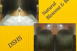 Photo #3: Distinctive Styles Hair Studio