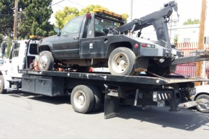 Photo #2: Segura' Towing
