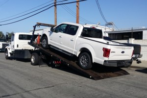 Photo #3: Segura' Towing