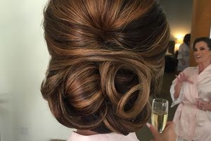 Photo #3: Joanna Makowski Hair & Makeup