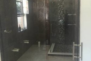 Photo #2: New glass and shower