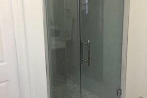 Photo #5: New glass and shower