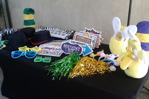 Photo #2: Ace's Rock N Sounds Photo Booth and Party Stuff