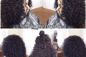 Photo #5: Mia's Hairstyles