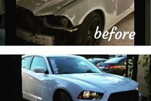 Photo #1: Jessy's Auto Body Shop