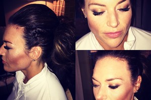 Photo #3: Krissy's hair and makeup