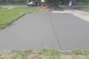 Photo #1: D&R Concrete