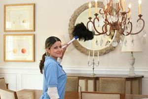 Photo #1: Maid service and house cleaning