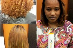 Photo #1: Glamorous Hair By Malika,llc