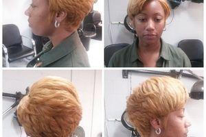 Photo #2: Glamorous Hair By Malika,llc