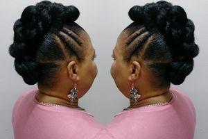 Photo #3: Glamorous Hair By Malika,llc