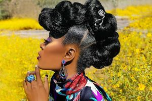 Photo #4: Glamorous Hair By Malika,llc