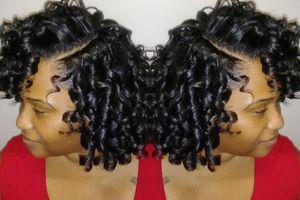Photo #5: Glamorous Hair By Malika,llc