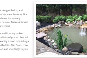 Photo #3: Fitz's Fish Ponds
