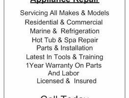 Photo #1: American Appliance Repair