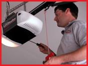 Photo #1: Garage Door Repair Livingston