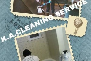 Photo #1: K.A. CLEANING SERVICE
