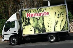 Photo #1: Namaste Labor Moving