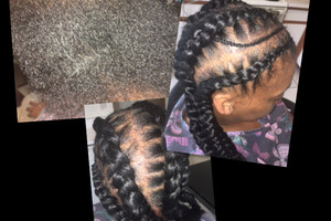 Photo #3: Locs N Curls Salon Boutique