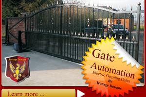 Photo #4: Electric Gates Bonsall