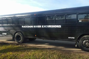 Photo #1: Raccoon River Excursions