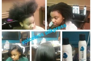 Photo #2: Whisper's Hair Studio