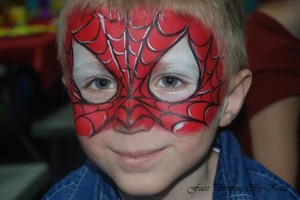 Photo #1: Face Painting By Katie