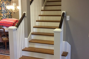 Photo #1: Staircase Design and Makeover
