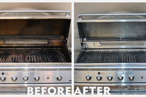 Photo #3: Indy BBQ Grill Cleaning