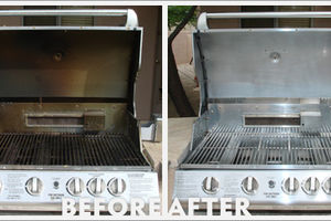 Photo #4: Indy BBQ Grill Cleaning