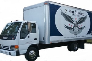 Photo #1: 5 Star Moving