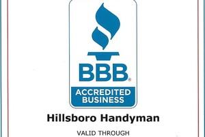 Photo #1: Hillsboro Handyman, LLC