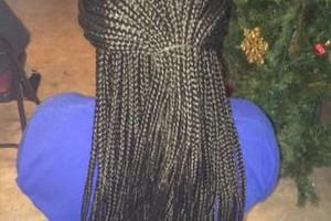 Photo #2: Beautiful black braids