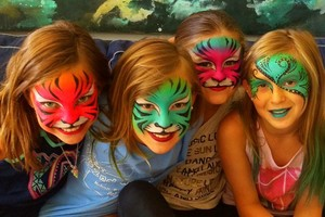Photo #6: Lisa's Face Painting