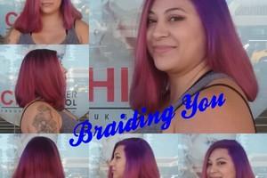 Photo #2: Braiding You